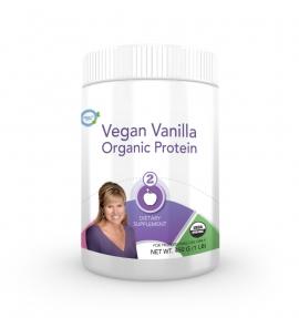 Insulite Health Organic Vegan Vanilla Protein