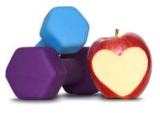 Weights and Apples
