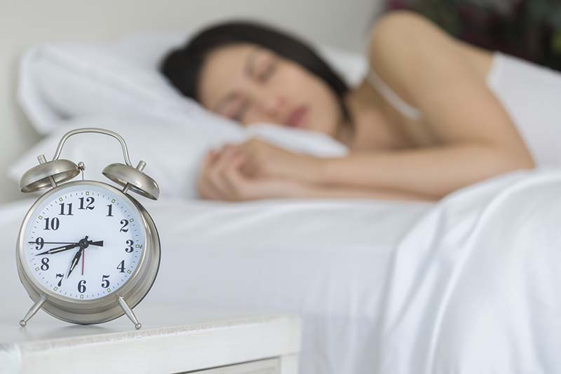 Want To Lose Weight? Sleep