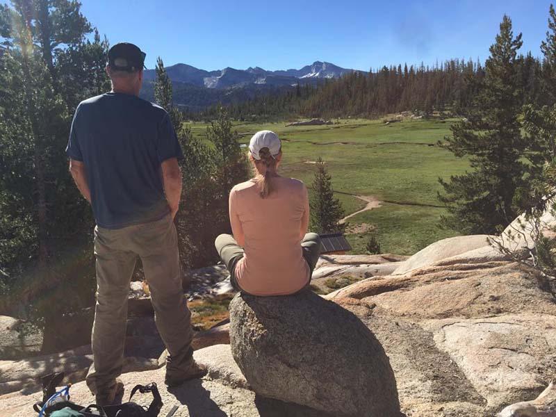 Yosemite Eric and Robin